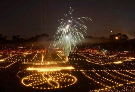 Diwali in Allahabad