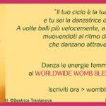 Benedizione Mondiale del Grembo – cerchio di donne