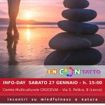 IN-CON-TATTO:incontri di mindfulness e natura