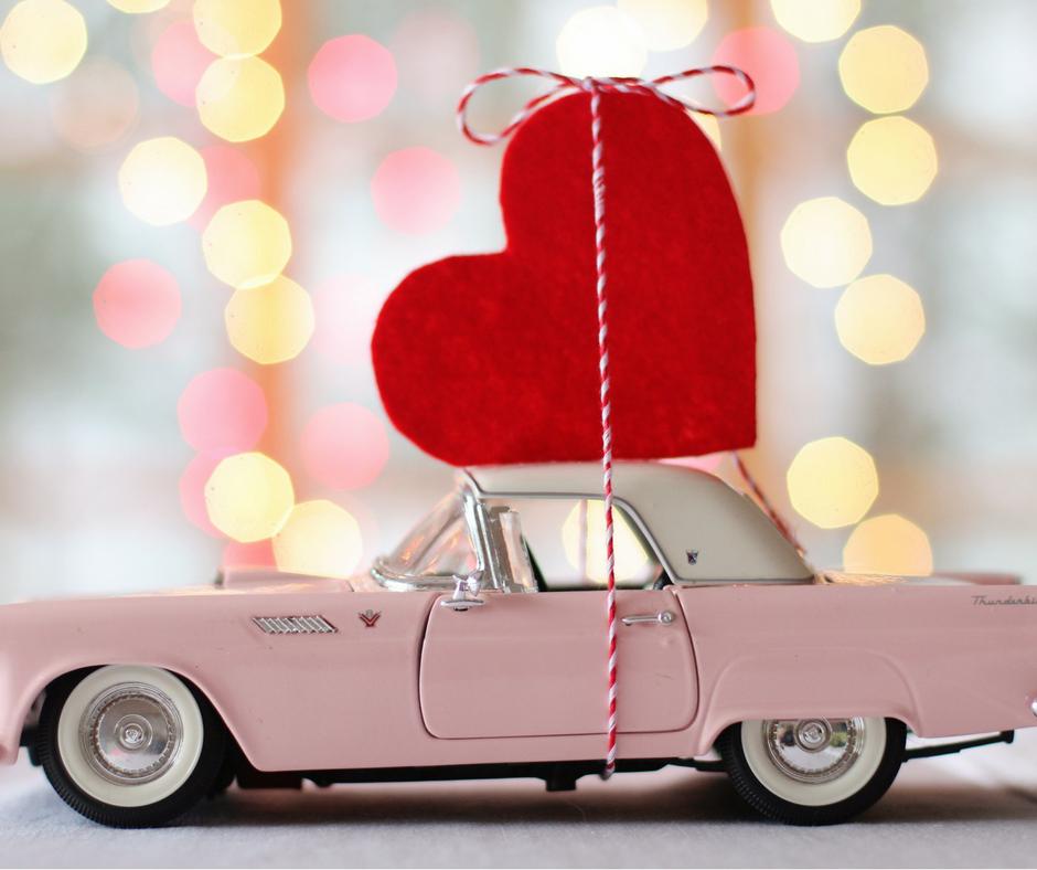 Regalo di San Valentino per incontri di 3 mesi