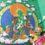 Un salto a casa del Dalai Lama – la Tara Verde